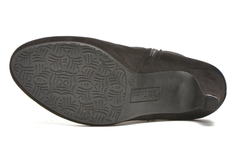 Stiefeletten & Boots Xti Sky-46013 schwarz ansicht von oben