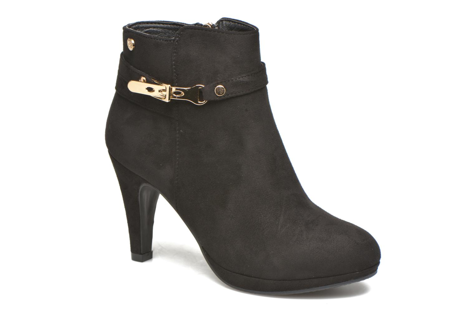 Ankle boots Xti Sky-46013 Black detailed view/ Pair view