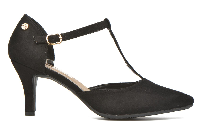 High heels Xti Louna-30242 Black back view