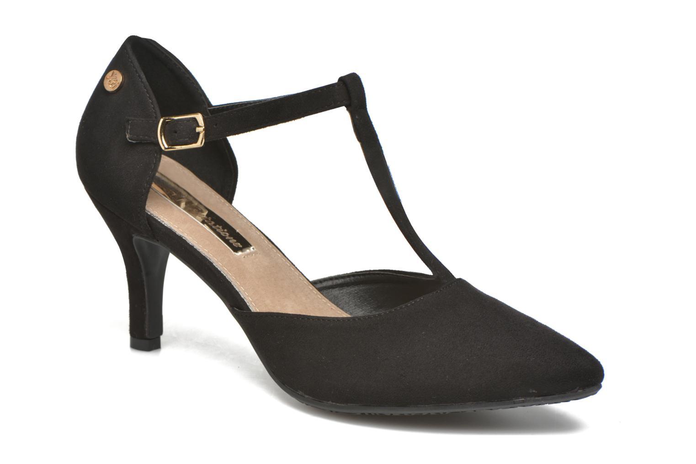High heels Xti Louna-30242 Black detailed view/ Pair view