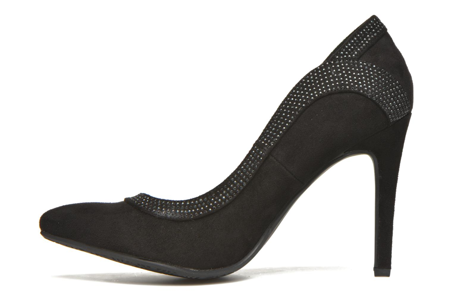 High heels Xti Wendy-30217 Black front view