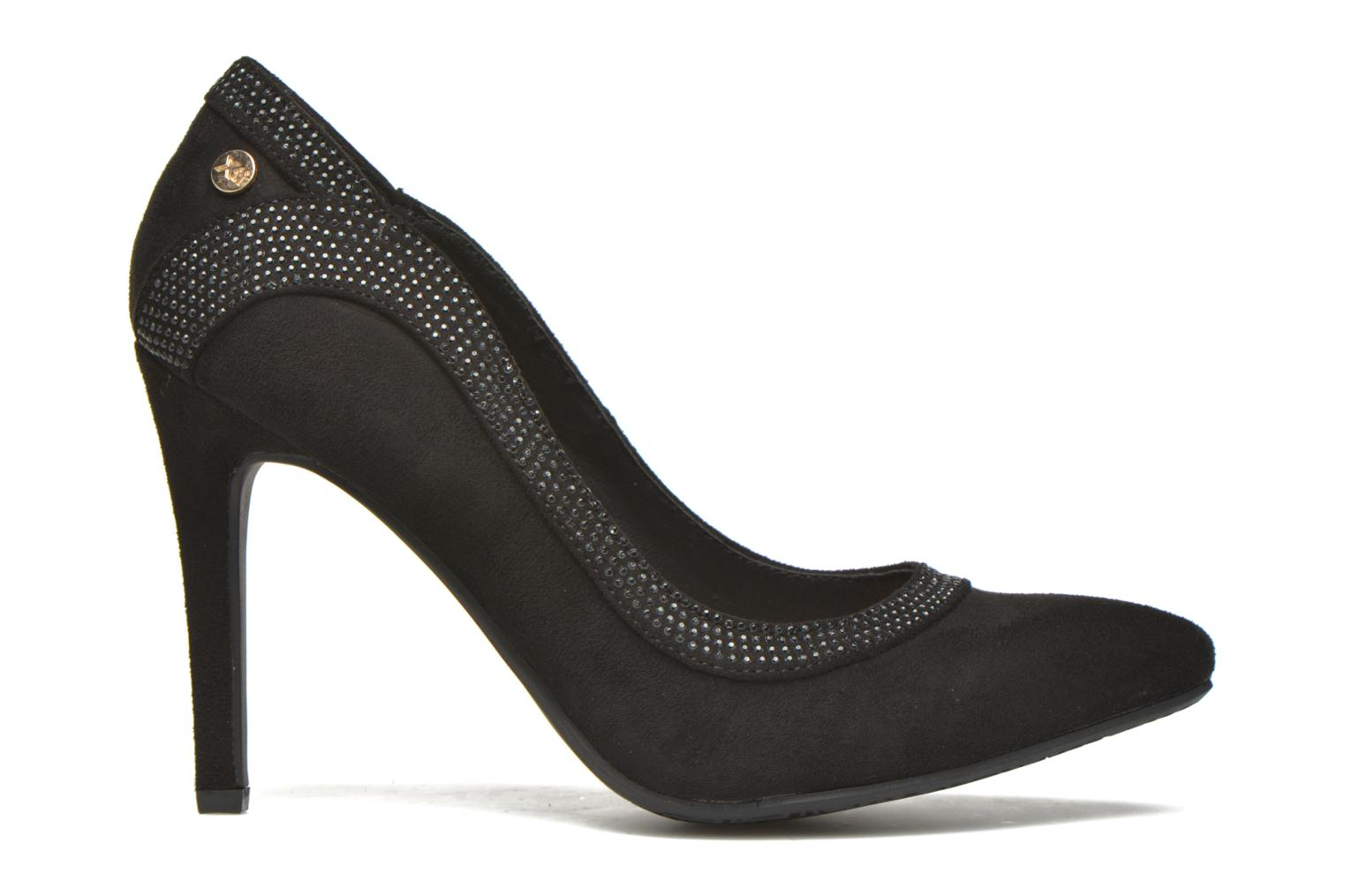 High heels Xti Wendy-30217 Black back view