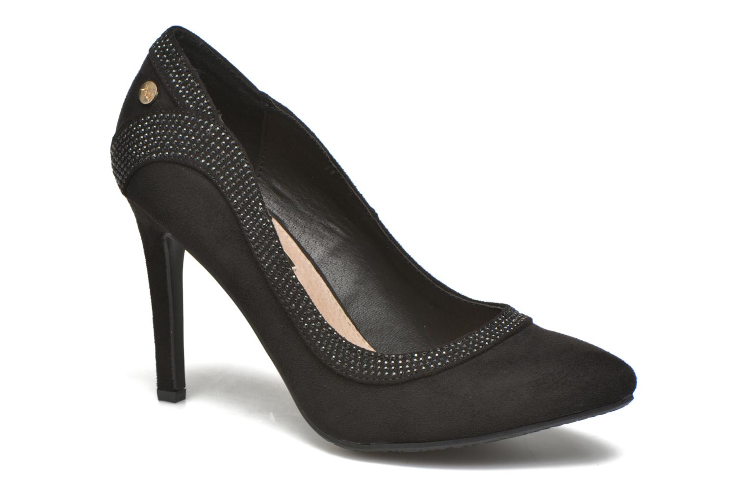 High heels Xti Wendy-30217 Black detailed view/ Pair view