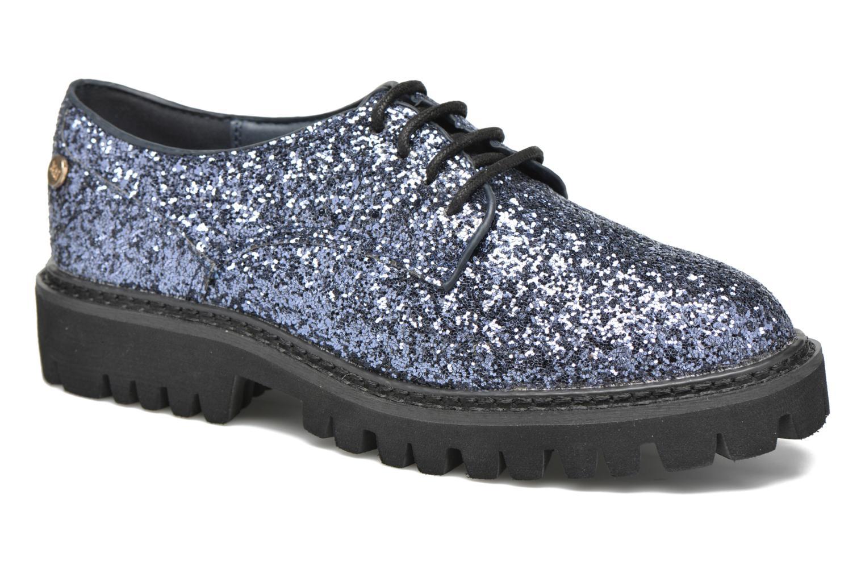 Scarpe con lacci Xti Paillettes-30324 Azzurro vedi dettaglio/paio