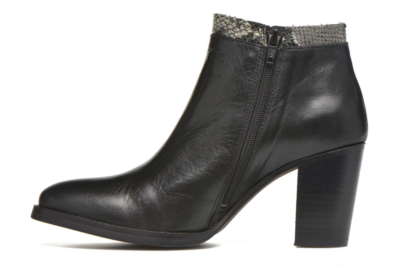Ankle boots Georgia Rose Gaté Black front view