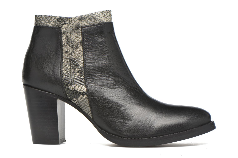 Ankle boots Georgia Rose Gaté Black back view