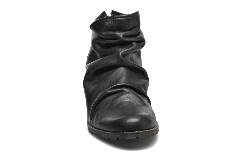Bottines et boots Dkode Carter 3 Noir vue portées chaussures