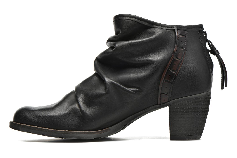 Bottines et boots Dkode Carter 3 Noir vue face