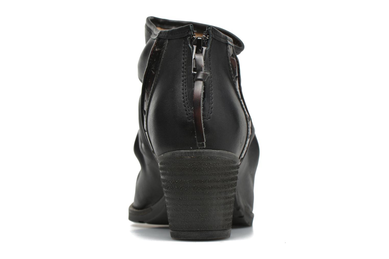 Bottines et boots Dkode Carter 3 Noir vue droite