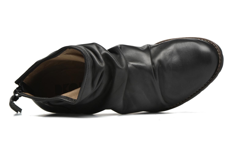 Bottines et boots Dkode Carter 3 Noir vue gauche