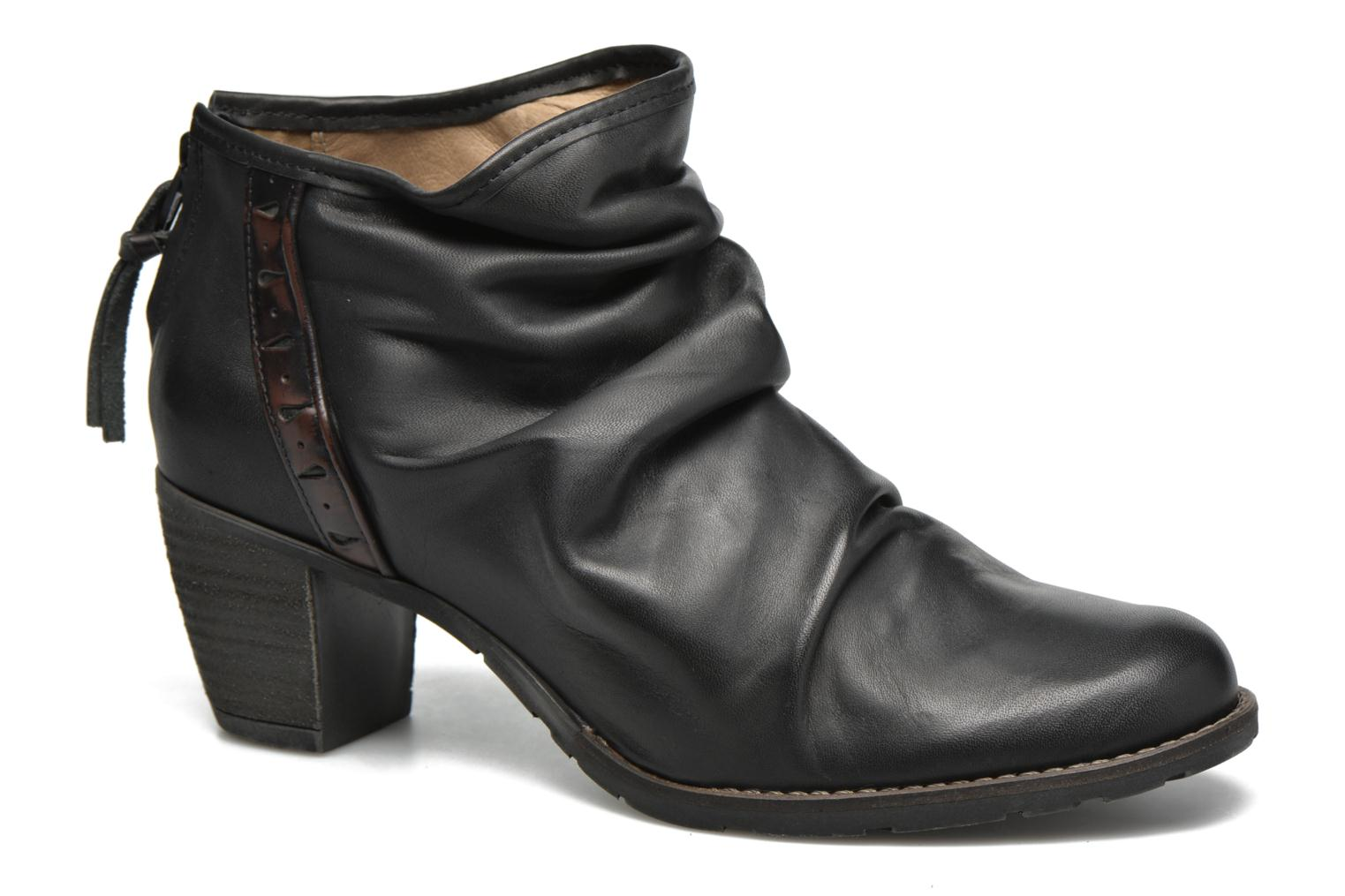 Ankle boots Dkode Carter 3 Black detailed view/ Pair view