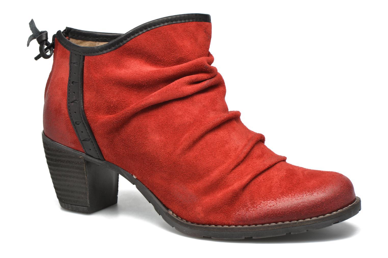 Carter 3 Red/Black