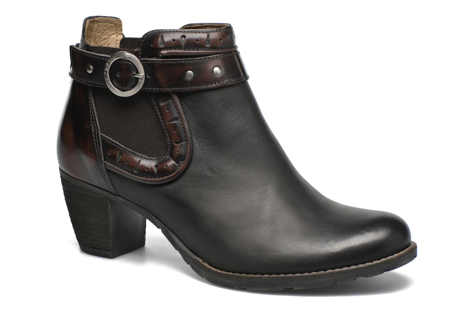 Ankle boots Dkode Cloe Black detailed view/ Pair view