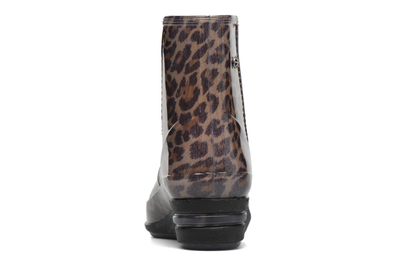 Bottines et boots Méduse Casting Beige vue droite