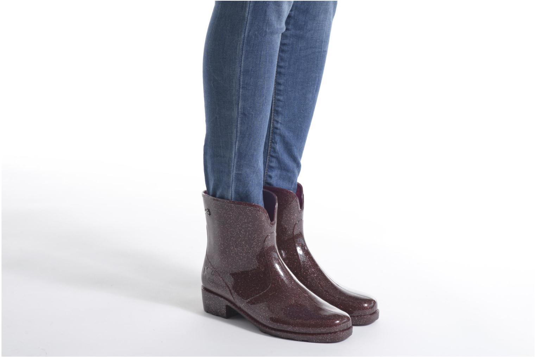 Bottines et boots Méduse Camapail Argent vue bas / vue portée sac