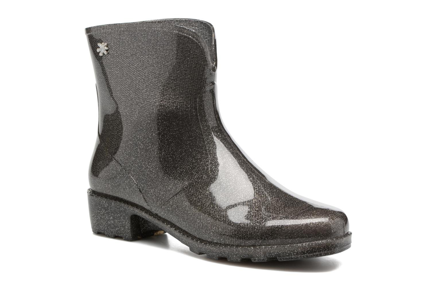 Ankle boots Méduse Camapail Silver detailed view/ Pair view