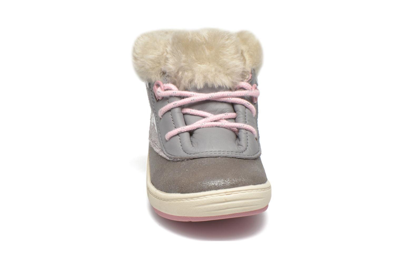 Bottines et boots Clarks Maxi Fun Fst Gris vue portées chaussures