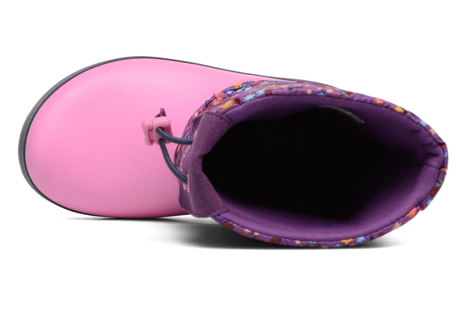 Crocband Lodgepoint Graphic K Amethyst/Party Pink