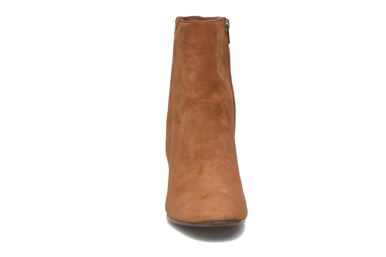 Bottines et boots Frye Jodi Bootie Marron vue portées chaussures