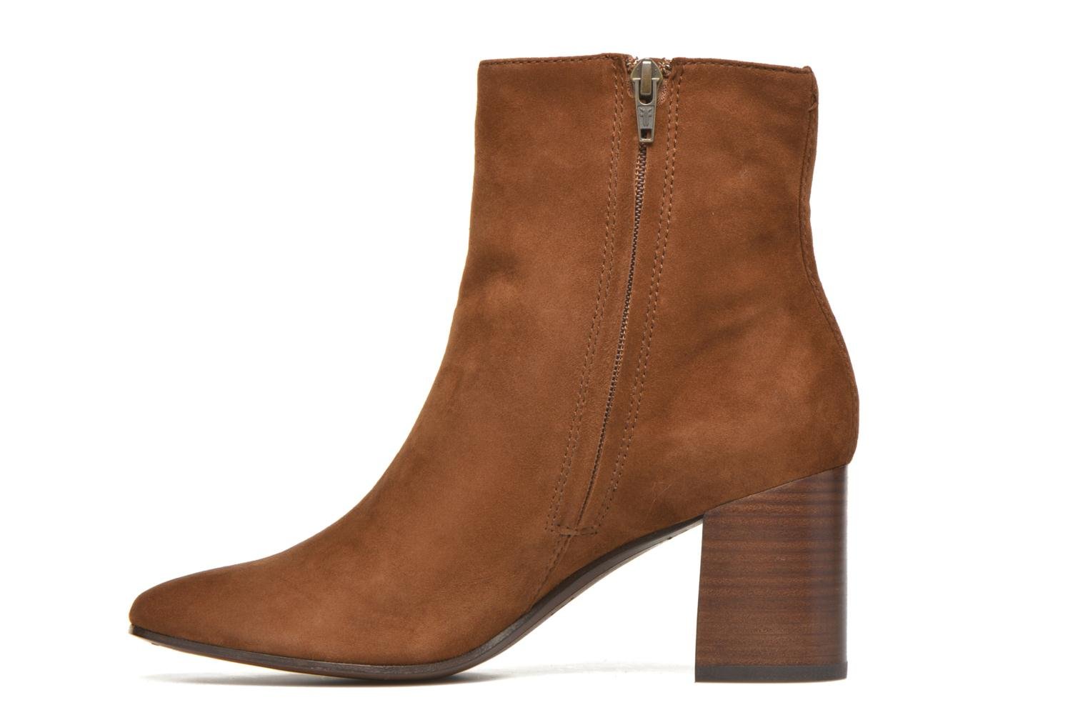 Bottines et boots Frye Jodi Bootie Marron vue face