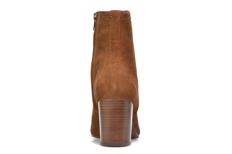 Bottines et boots Frye Jodi Bootie Marron vue droite