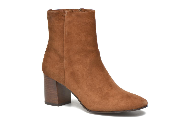 Bottines et boots Frye Jodi Bootie Marron vue détail/paire
