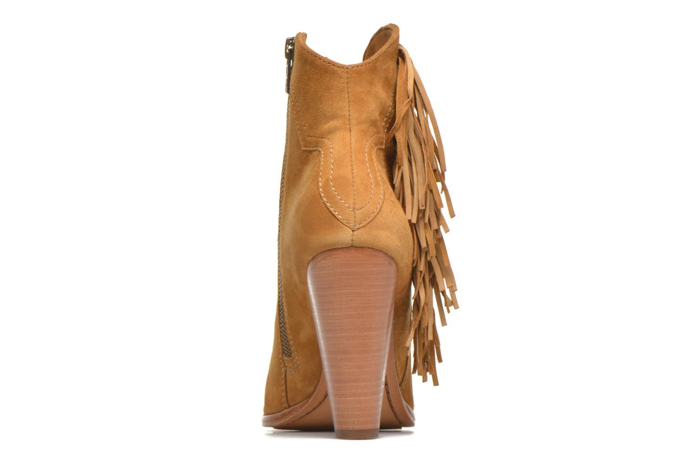 Remy Fringe Short Camel