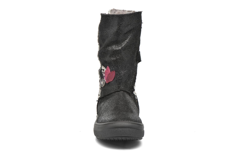 Stiefel Catimini Alpaga schwarz schuhe getragen
