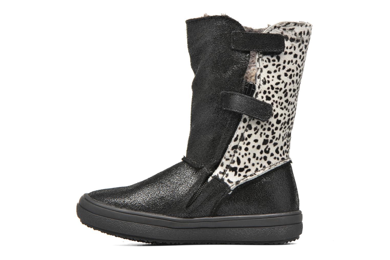 Stiefel Catimini Alpaga schwarz ansicht von vorne