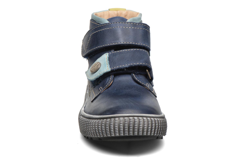 Baskets Catimini Cygne Bleu vue portées chaussures