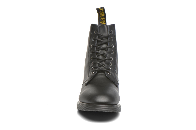 Stiefeletten & Boots Dr. Martens Whiton schwarz schuhe getragen