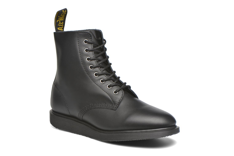 Stiefeletten & Boots Dr. Martens Whiton schwarz detaillierte ansicht/modell