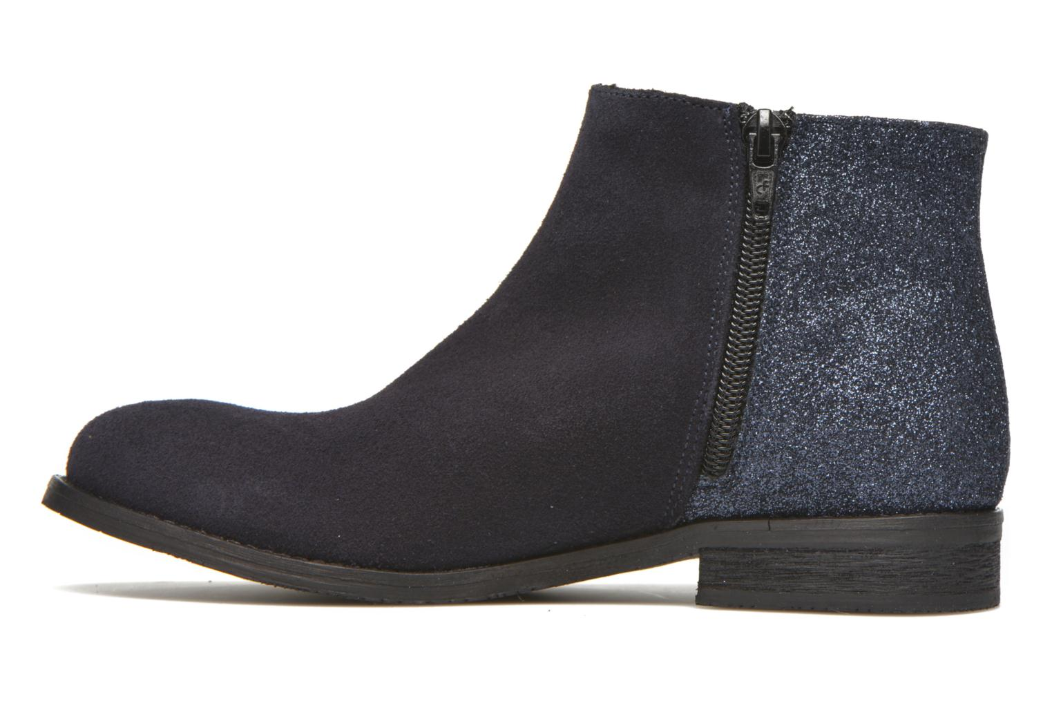 Ankle boots Yep Fabiola Blue front view