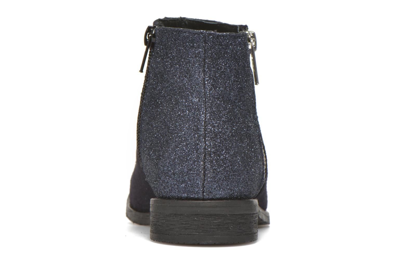 Bottines et boots Yep Fabiola Bleu vue droite