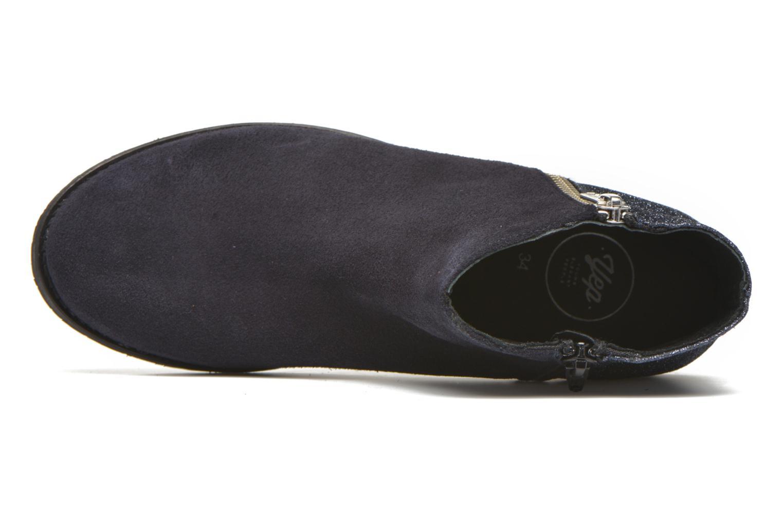 Bottines et boots Yep Fabiola Bleu vue gauche