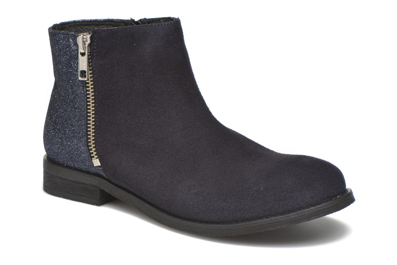 Bottines et boots Yep Fabiola Bleu vue détail/paire
