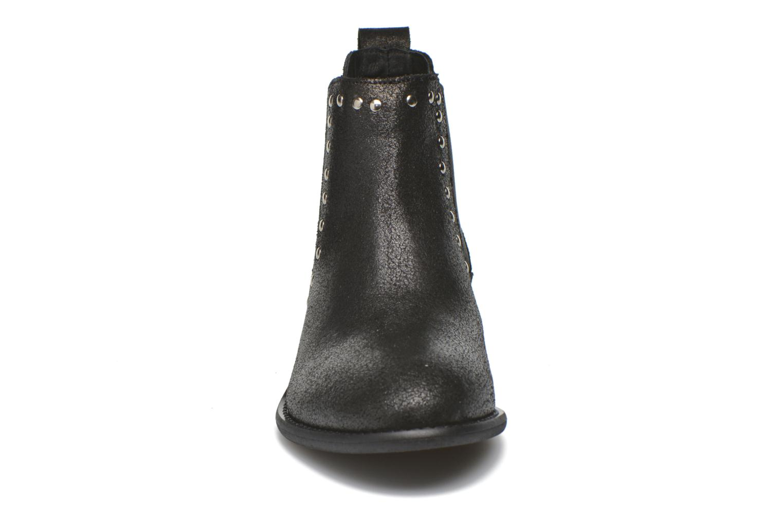 Bottines et boots Yep Fostine Noir vue portées chaussures