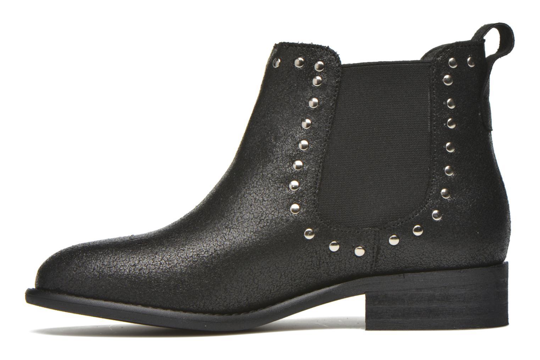 Bottines et boots Yep Fostine Noir vue face