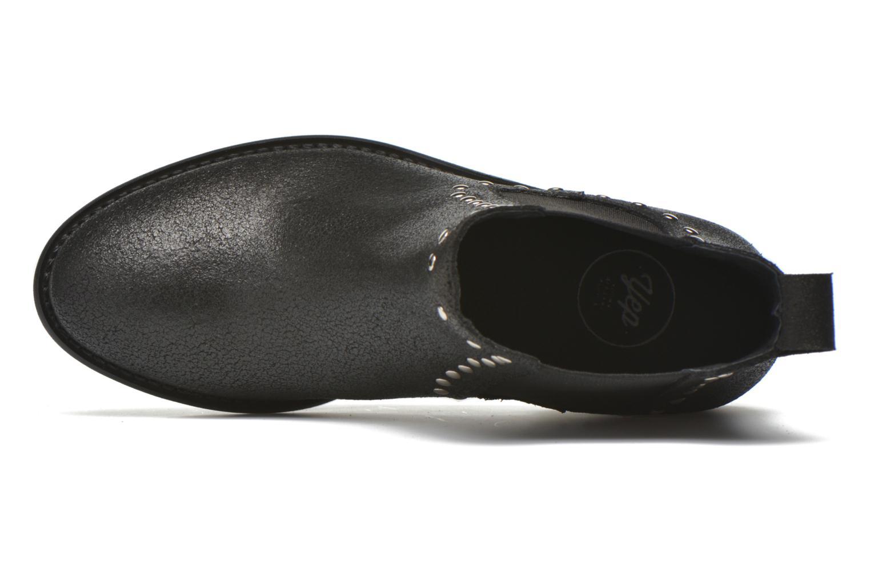 Bottines et boots Yep Fostine Noir vue gauche