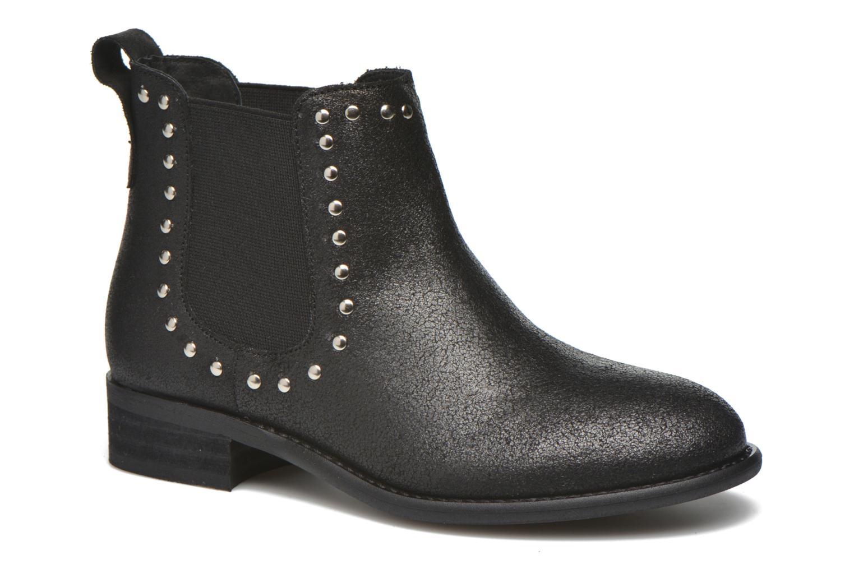 Bottines et boots Yep Fostine Noir vue détail/paire