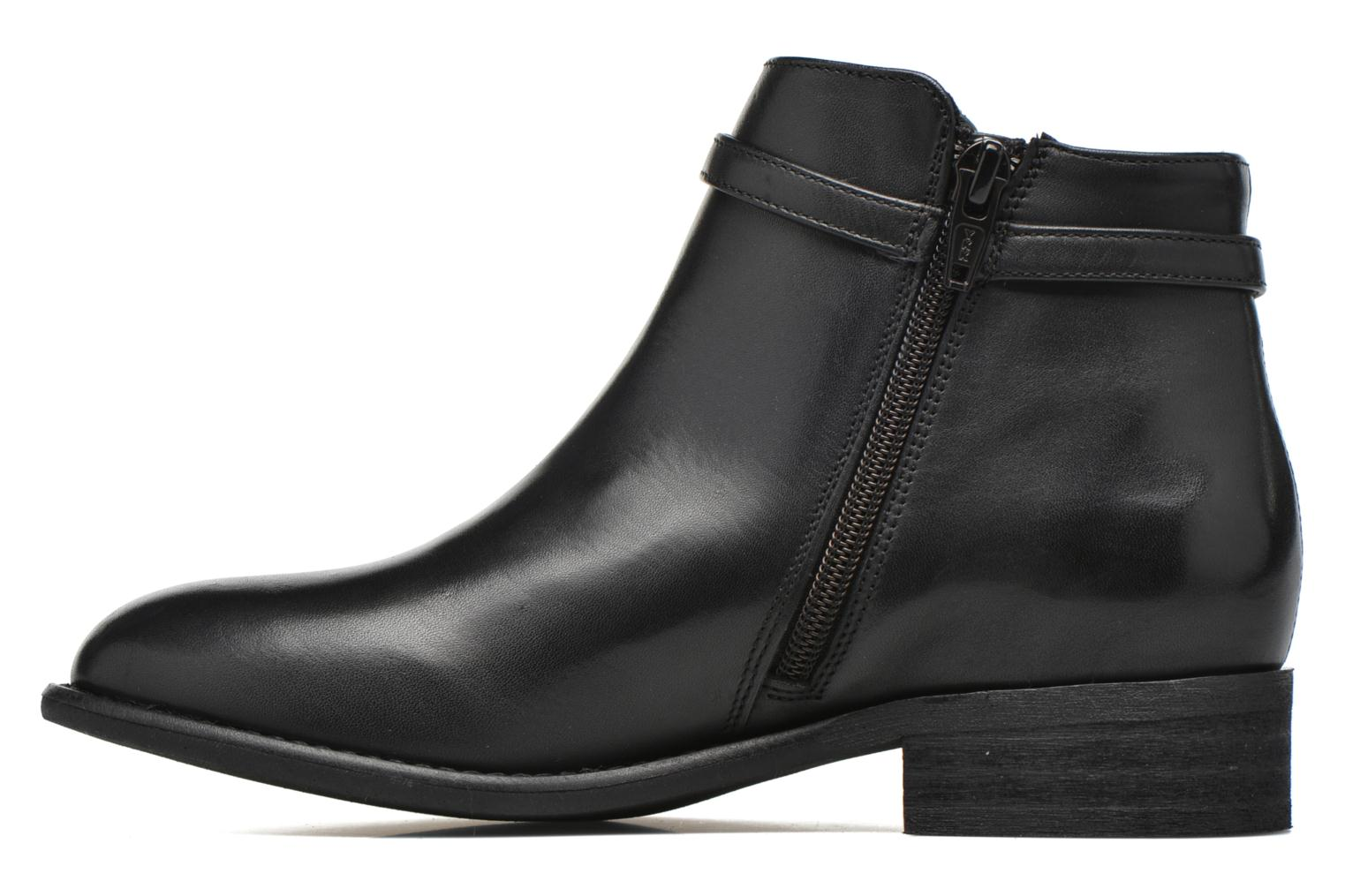 Ankle boots Yep Flavy Black front view