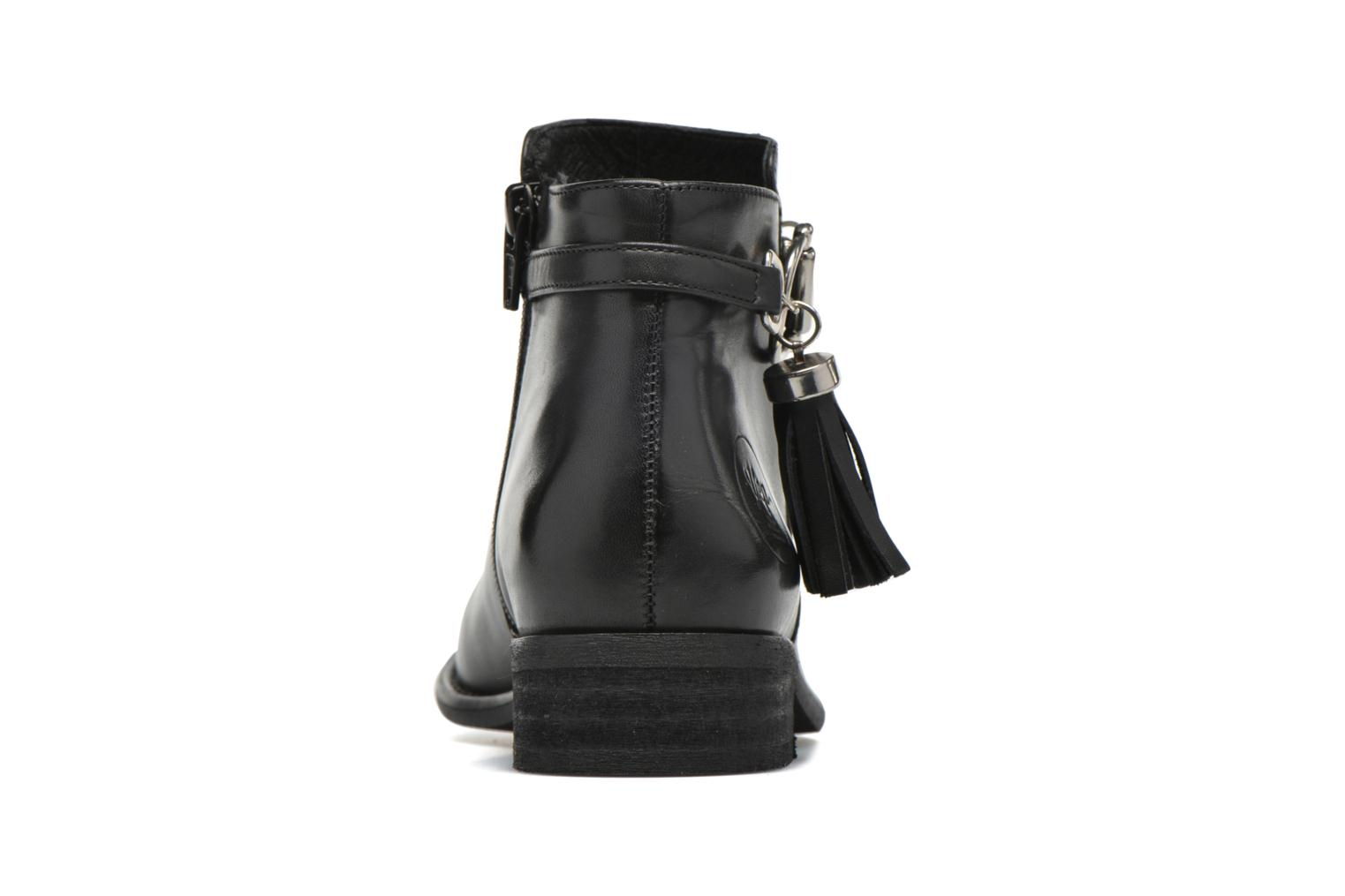 Ankle boots Yep Flavy Black view from the right
