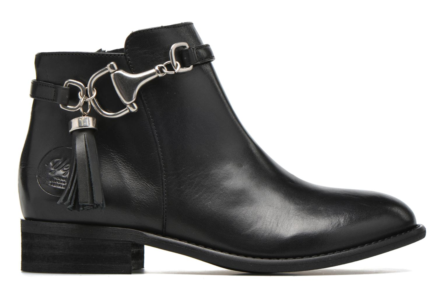 Ankle boots Yep Flavy Black back view