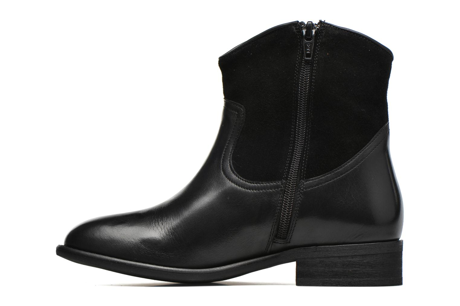 Ankle boots Yep Farah Black front view