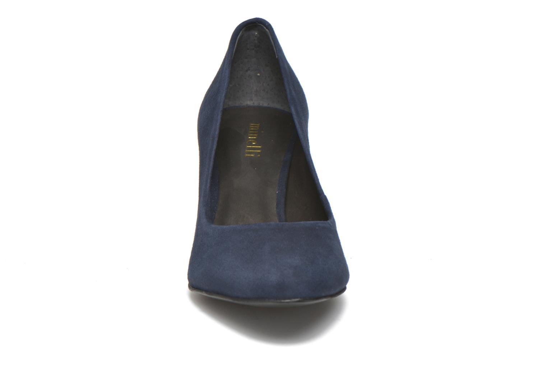 Escarpins Minelli Volle Bleu vue portées chaussures