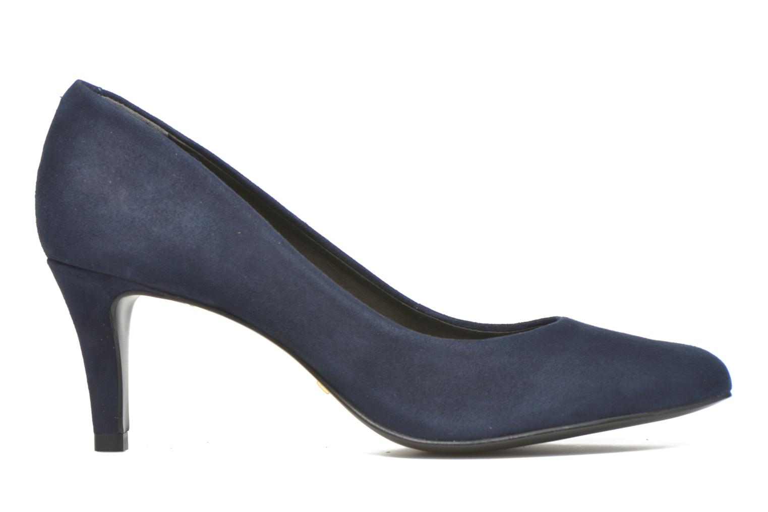 High heels Minelli Volle Blue back view
