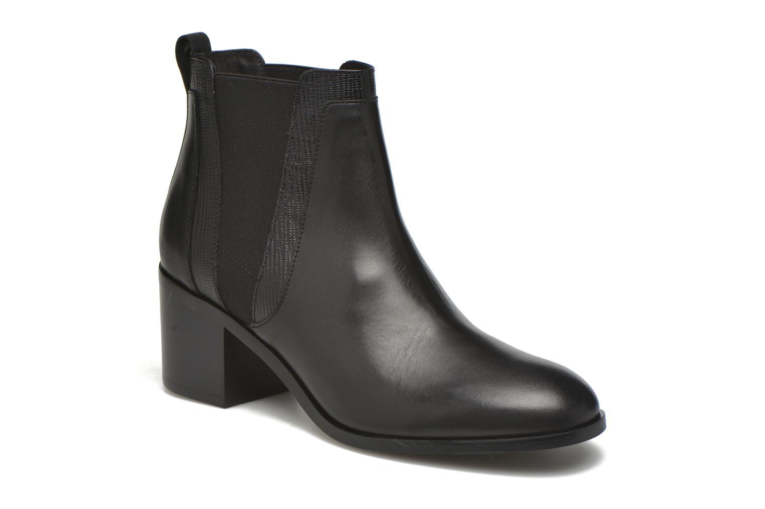 Bottines et boots Minelli Paula Noir vue détail/paire