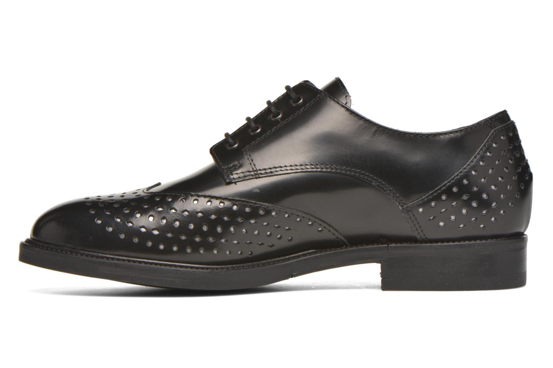 Chaussures à lacets Minelli Elmé Noir vue face