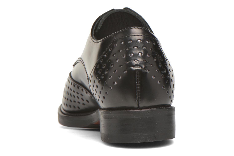 Chaussures à lacets Minelli Elmé Noir vue droite