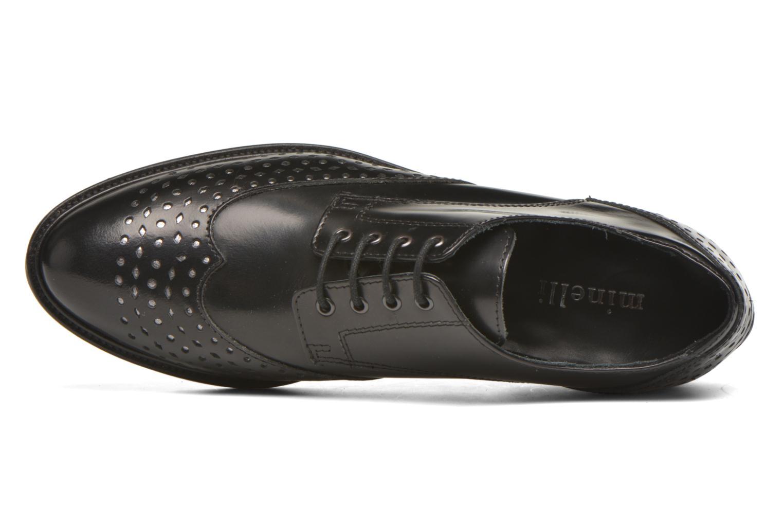 Chaussures à lacets Minelli Elmé Noir vue gauche